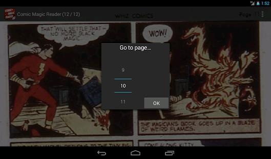 Comic Magic Reader- screenshot thumbnail