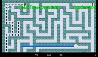 Screenshot of Labyrinth 1000