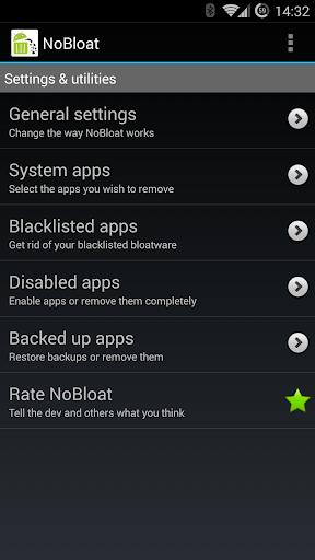 NoBloat Free
