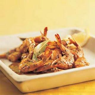 Barbecue Shrimp.