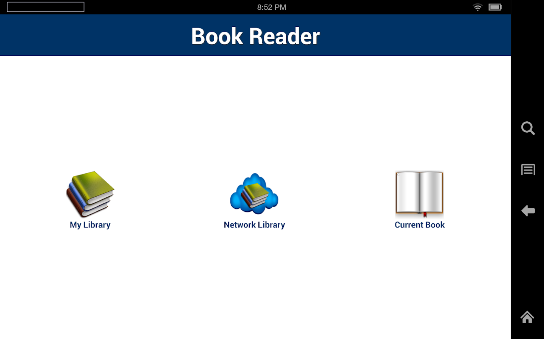 Free Book Reader Screenshot