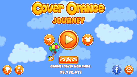 Cover Orange: Journey- screenshot thumbnail