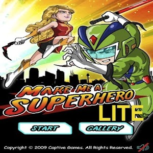 Make Me A Superhero Lite for PC and MAC