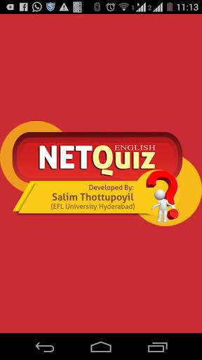 NETQuiz English