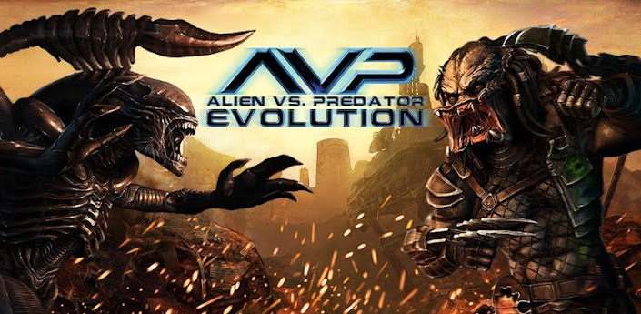 AVP: Evolution { APK+Data }