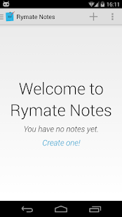 Rymate Notes - screenshot thumbnail