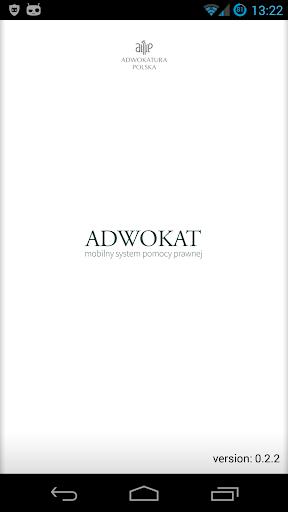 ADWOKAT System Pomocy Prawnej