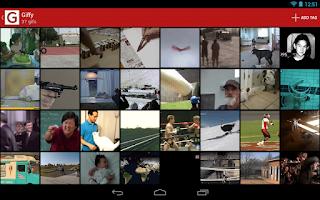 Screenshot of GifTag - Gif Viewer