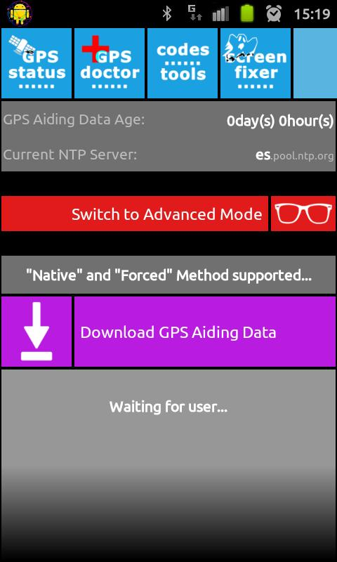 GPS Aids - FREE - screenshot