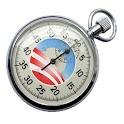 Obama STOPwatch Free logo