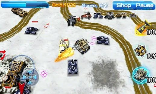 玩免費街機APP|下載Blast Tank 3D app不用錢|硬是要APP