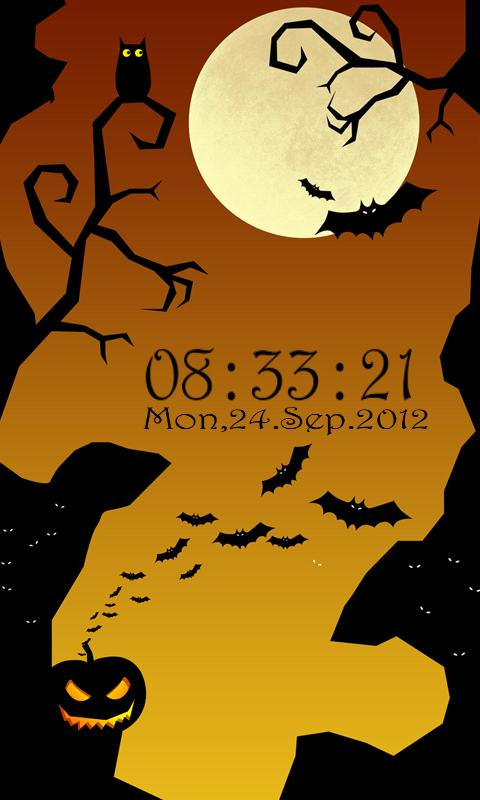 Halloween Screensaver FREE - screenshot