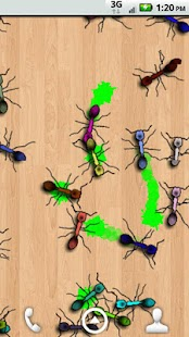 Formigas Vivo! Papel de Parede - screenshot thumbnail