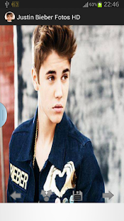 Justin Bieber Fotos HD - screenshot thumbnail