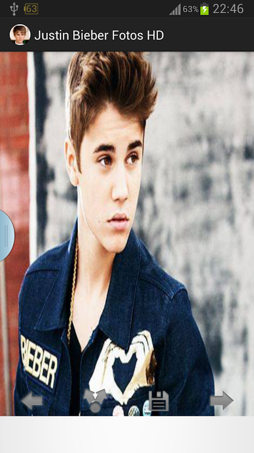 Justin Bieber Fotos HD - screenshot