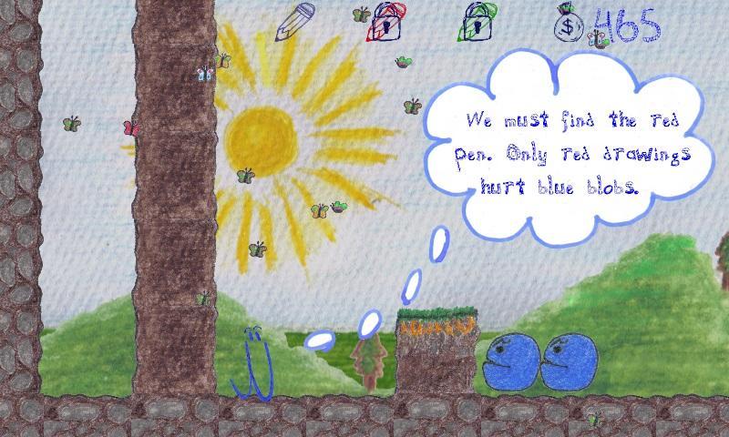 Doodle Ü - screenshot