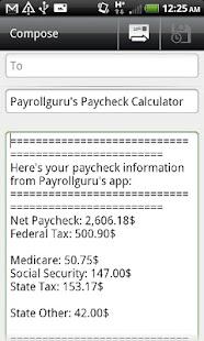 Paycheck Free- screenshot thumbnail