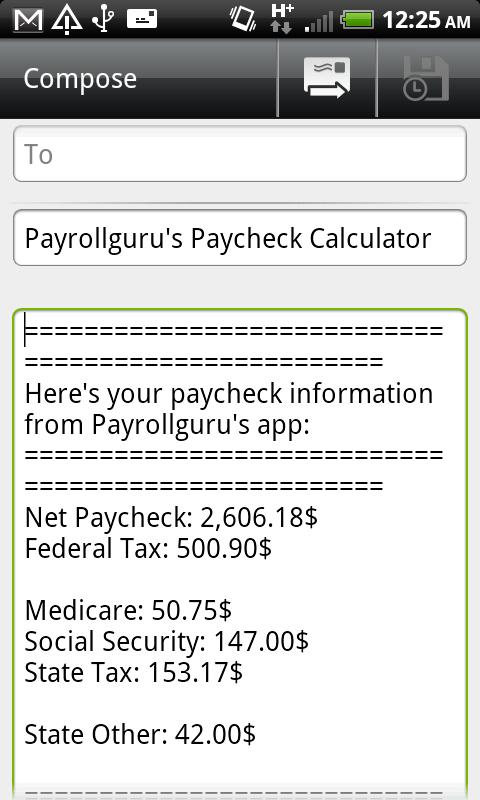 Paycheck Free  Android Apps On Google Play