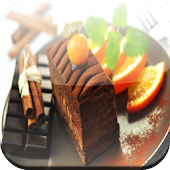 Choco cake HD Wallpaper