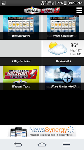 WHAG Weather