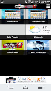 WHAG Weather - screenshot thumbnail
