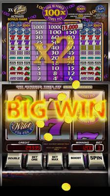 Slot Machine: Double 100X Pay - screenshot
