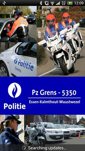 Politiezone Grens