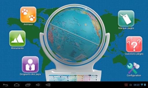SmartGlobe™ Horizon FR
