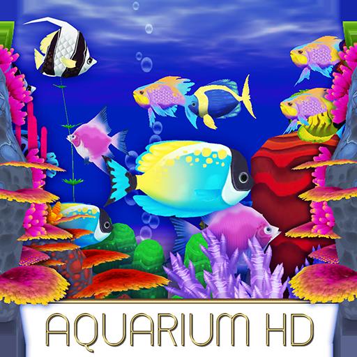 Coral Reef Fish Aquarium Sim