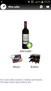 In vino veritas Wine Cellar