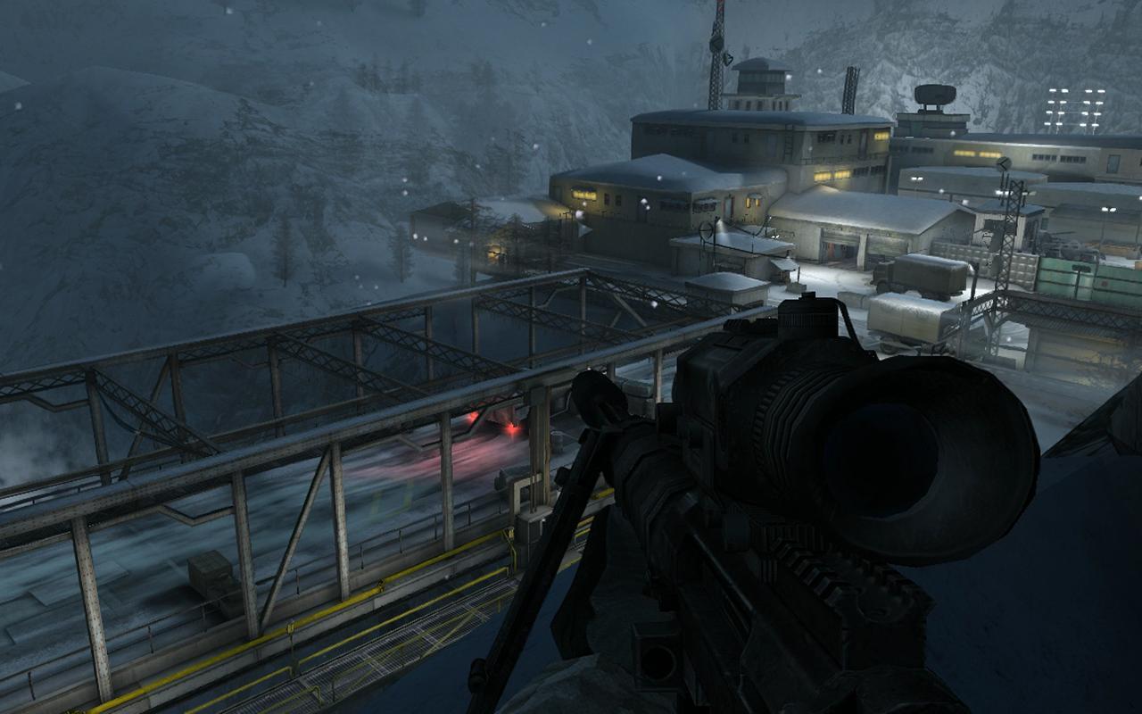 Modern Combat 3: Fallen Nation screenshot #2