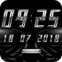 SCHILDS Digital Clock Widget icon