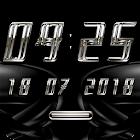SCHILDS Digital Clock Widget icon