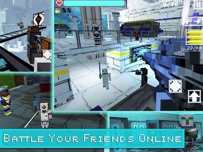 Block Gun 3D: Call of Destiny