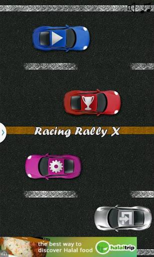 Racing Rally X