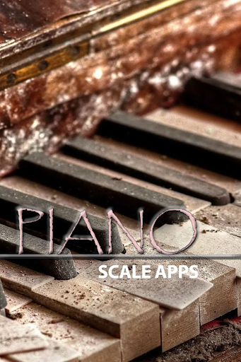 Piano Exam Scales