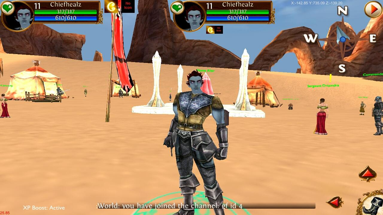 World of midgard 3d mmorpg android apps on google play 3d apps free