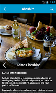 Discover Cheshire- screenshot thumbnail