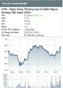 Viet stock management - screenshot thumbnail