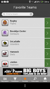 Girls' Basketball Scoreboard - screenshot thumbnail