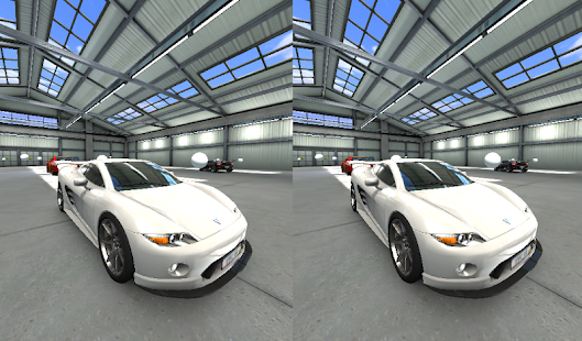 Showroom Cars for Cardboard VR Screenshot