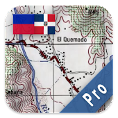 Dominican Republic Maps Pro