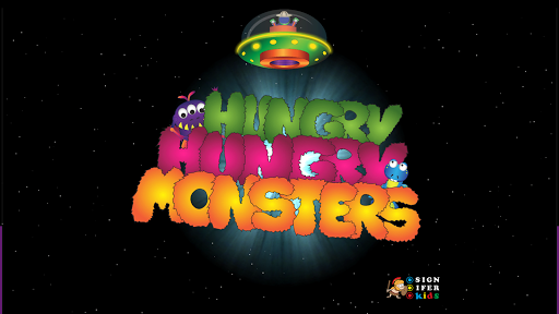 Hungry Hungry Monsters
