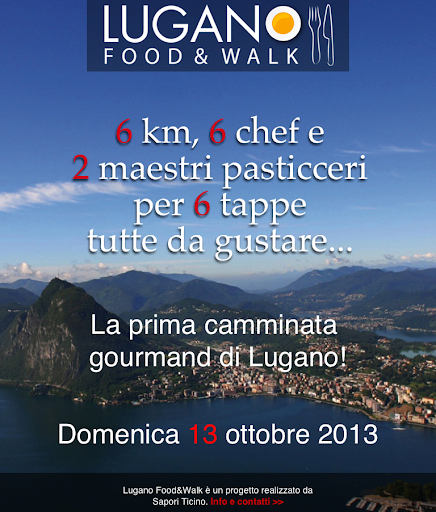Lugano Food Walk