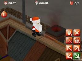 Screenshot of Helpless Santa