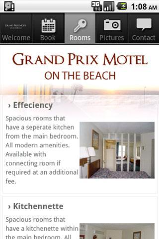 Grand Prix Motel- screenshot