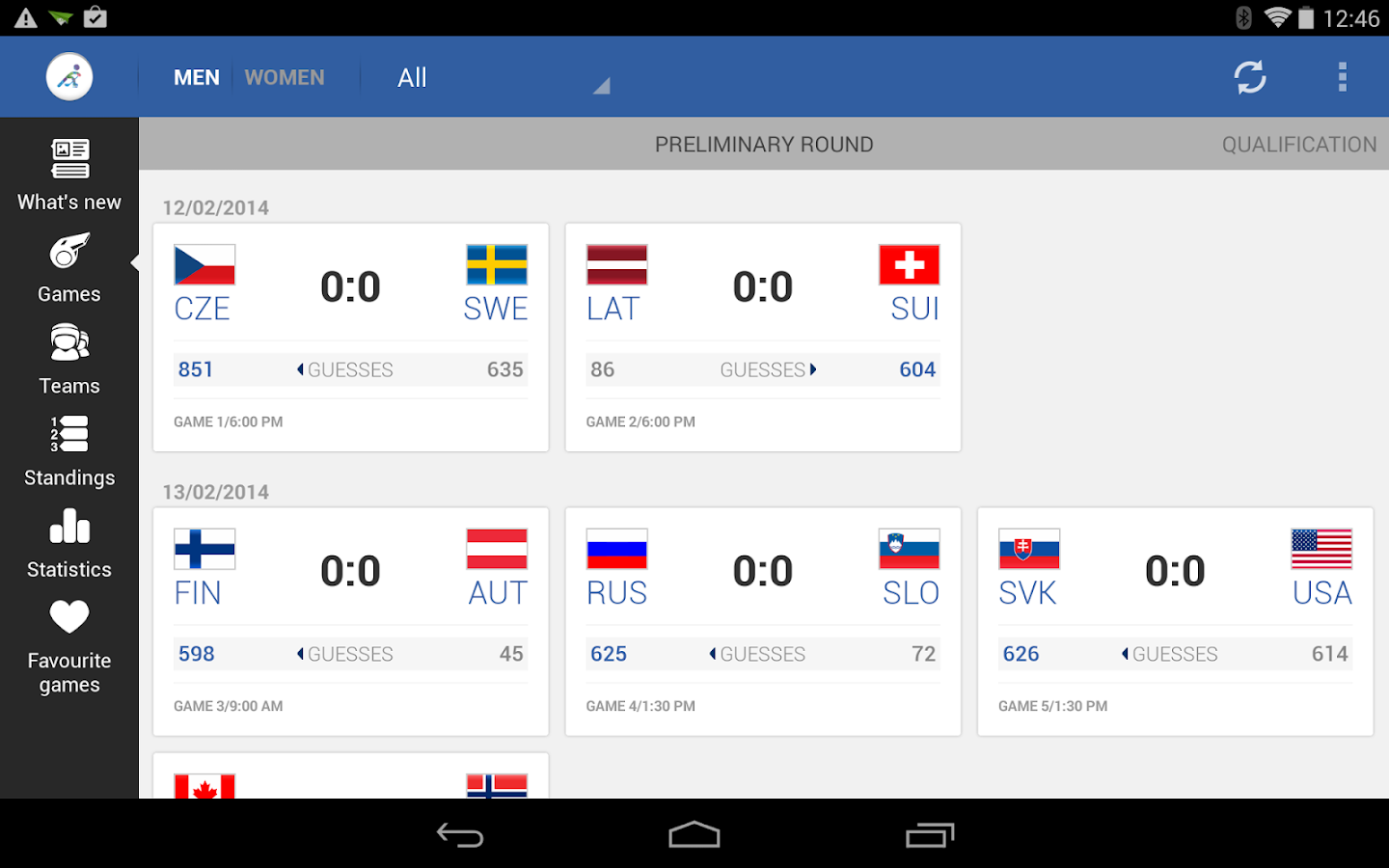 Ice Hockey - Sochi 2014 - screenshot