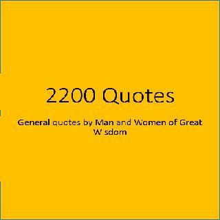 【免費教育App】2200 General Quotes-APP點子