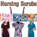 Nursing Scrubs logo