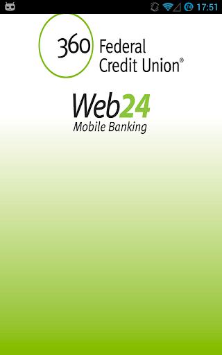 360FCU – Web24 Mobile